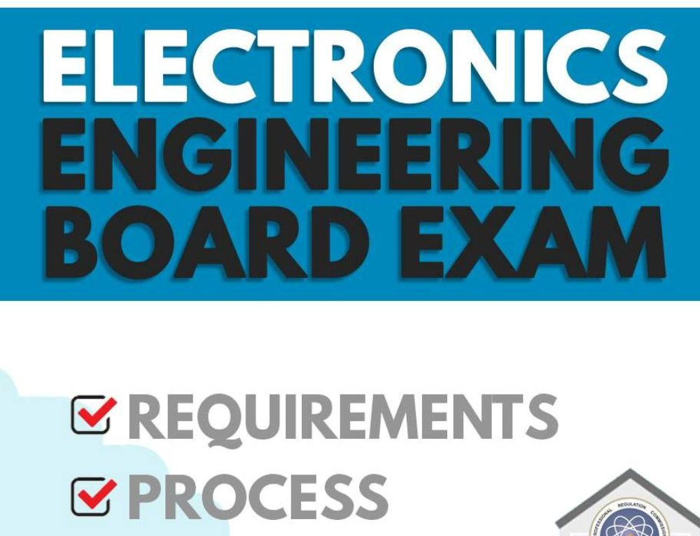 Electronics Engineering Board Exam Application — PRC Requirements, Process, Costs