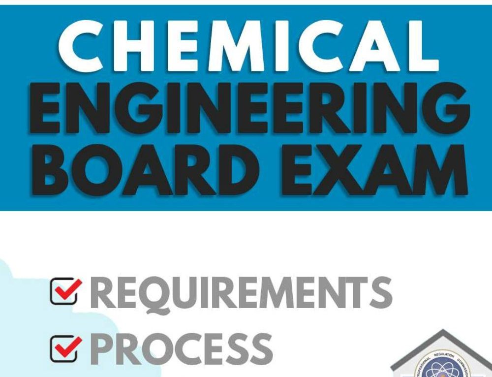 Chemical Engineering Board Exam Application — PRC Requirements, Process, Costs